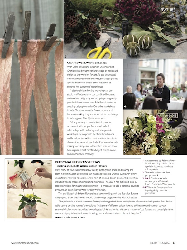 Florist Business Magazine - October 2017