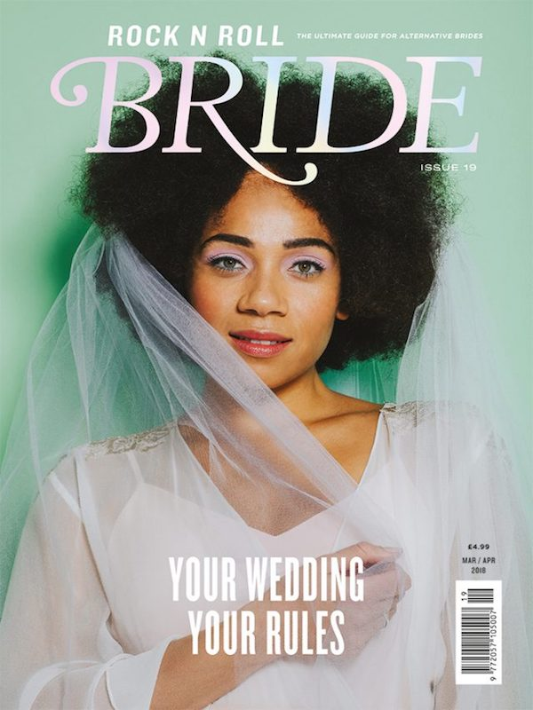 Rock n Roll Bride - March/April 2018