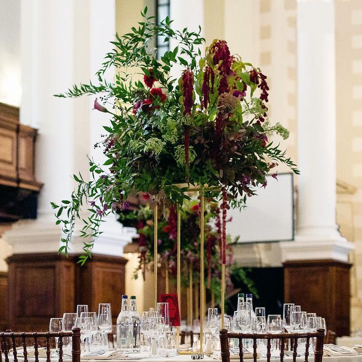 Alchemy Themed Wedding Flowers