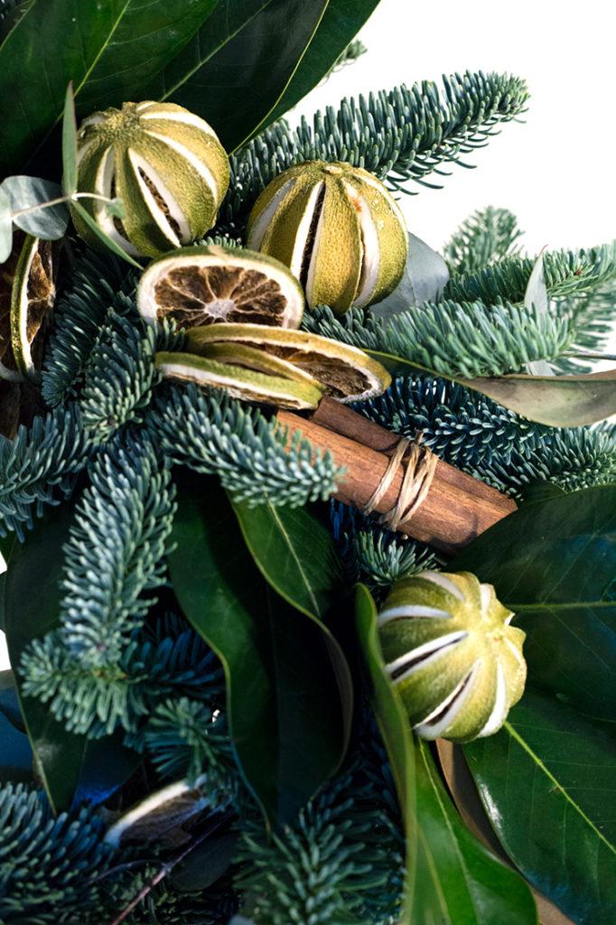 Christmas Wreath Masterclass Photo